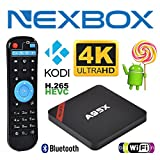 NEXBOX A95X 2GB 8GB Android TV Box S905 Quad-Core 4K Ultra-HD WiFi+BT 4.0