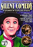 Silent Comedy Classics Collection, Volume 2 - 5 Classic Shorts: A Submarine Pirate (1915) / Court Plaster (1924) / Sgt. Hofmeyer (1914) / The Grocery Clerk (1920) / Movie Land (1926)