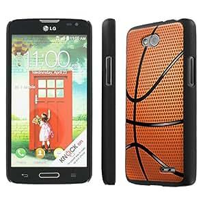 Amazon.com: NakedShield LG Optimus L90 (Basketball) SLIM Art Phone