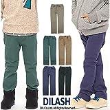 (ディラッシュ) DILASH 秋'15 5色ストレッチツイル細身ストレートパンツ 120 グレー ランキングお取り寄せ