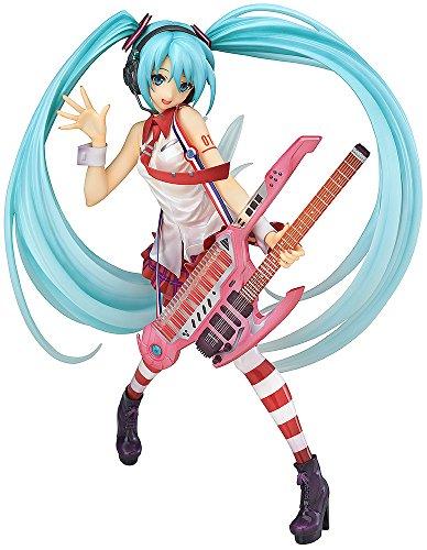 キャラクター・ボーカル・シリーズ01 初音ミク 初音ミク グレイテスト・アイドルVer. 1/8スケール ABS&PVC製 塗装済み完成品フィギュア