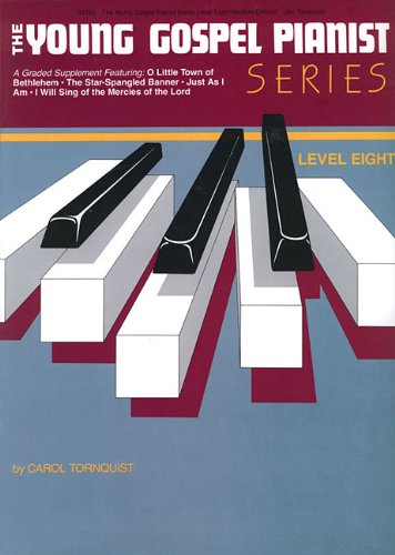The Young Gospel Pianist - Level 8 PDF