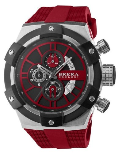 Brera Orologi - Supersportivo - Red - BRSSC4915