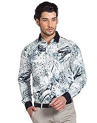 YOO Black Color Casual Shirt for men