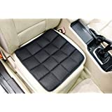 Bamboo Charcoal Breathable Car Seat & Office Chair Cushion Pad Mat