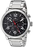 Tommy Hilfiger Men's 1791234 Jake Analog Display Japanese Quartz Silver Watch