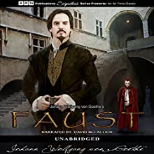 Faust | Livre audio Auteur(s) : Johann Wolfgang von Goethe Narrateur(s) : David McCallion