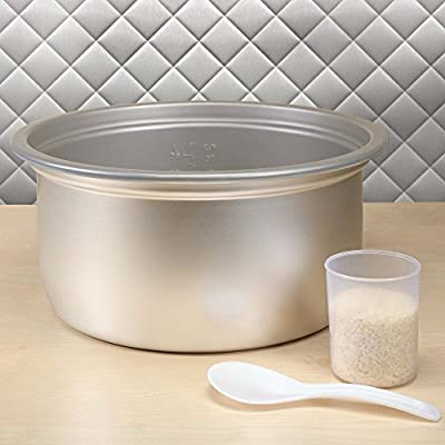 Aroma Commercial (Cooked) Rice Cooker by Aroma