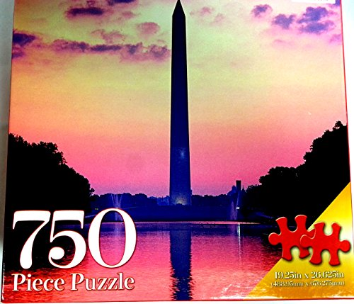 Tribute to Washington (Americana Series) Puzzle - 1