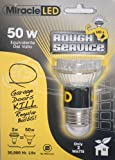 Miracle LED 605024 Rough Service Bulb, White