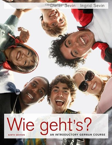 Wie geht's? (Available Titles iLrn: Heinle Learning Center)