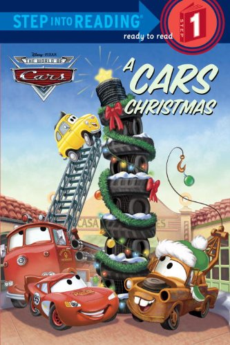 A Cars Christmas (Turtleback School & Library Binding Edition) (Step Into Reading: A Step 1 Book (Pb))