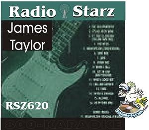 James Taylor Karaoke Anthology (Karaoke CDG)