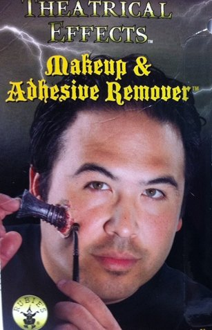 Theatrical Effects Makeup & Adhesive Remover