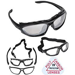 TSD Tactical Air Soft Safety Goggles or Glasses (Indoor Outdoor)
