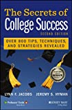The Secrets of College Success (Professors' Guide)