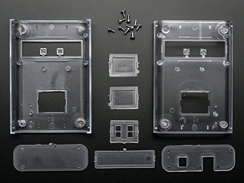 Clear Enclosure For Arduino - Electronics Enclosure