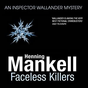 Faceless Killers Audiobook by Henning Mankell Narrated by Sean Barrett