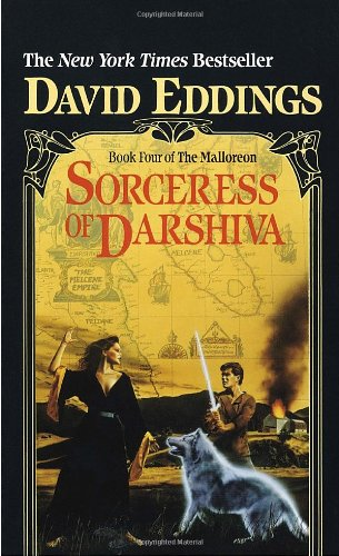Sorceress of Darshiva (The Malloreon, Book 4), Eddings, David