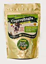 NaturVet Dog COPROPHAGIA DETERRENT 90 Soft Chews
