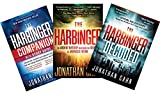 Study Set: Book + DVD + Study Guide - The Harbinger: The Ancient Mystery That Holds the Secret of Americas Future / The Harbinger Decoded / The Harbinger Companion With Study Guide by: Jonathan Cahn