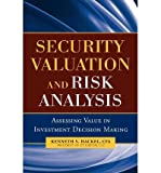 img - for [(Security Valuation and Risk Analysis: Assessing Value in Investment Decision-Making )] [Author: Kenneth S. Hackel] [Nov-2010] book / textbook / text book