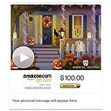 Amazon Gift Card - E-mail - Magical Halloween (Animated) [American Greetings]