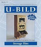 U-Bild 797 Storage Bins Project Plan