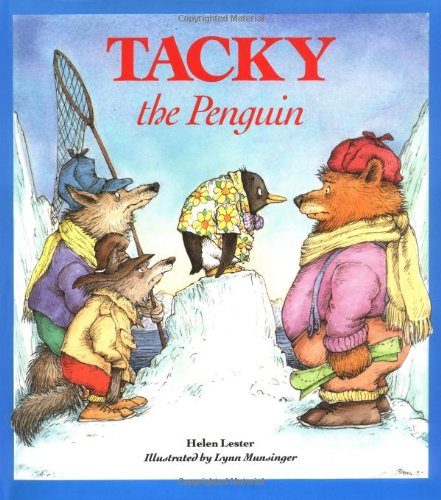Tacky The Penguin Book Cover : How to build a milk jug igloo