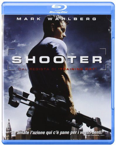 Shooter [Blu-ray] [IT Import]