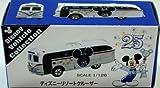 【東京ディズニーランド 開園25周年 リゾートクルーザー トミカ】 TDR Disney vehicle collection DISNEY RESORT CRUISER Tomica