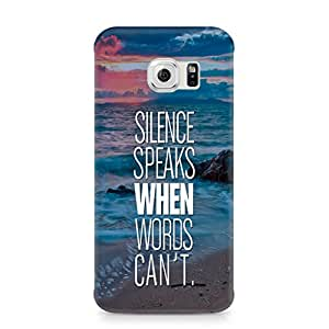 Uptown 18 Back Cover for SAMSUNG Galaxy S6 Edge