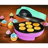Nostalgia Electrics CKM100 Mini Cupcake Maker