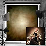 Kate 5ft(W)x7ft(H) Abstract Photography Backdrops Microfiber Brown Portrait Photography Studio Background