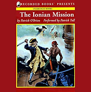 The Ionian Mission Audiobook