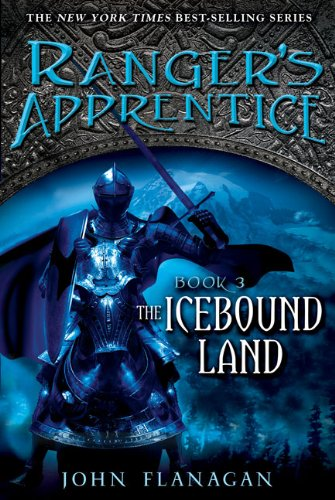 Cover of The Icebound Land  (Ranger's Apprentice, Book 3)