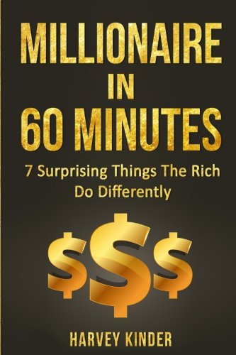 Millionaire In  60 Minutes: 7 Surprising Things The Rich Do Differently (Make Money Mindset)