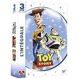 Toy Story + Toy Story 2 + Toy Story 3 - coffret 3 DVDpar Tom Hanks