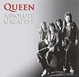 Absolute Greatest (1 CD Version) (2009 Remasters) by Queen (2010-10-05)