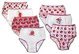 Sesame Street Elmo Toddler Girls' 7 Panty Pack