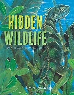 Book Cover: Hidden Wildlife: How Animals Hide in Plain Sight