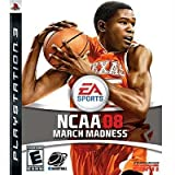 NCAA March Madness 08 - Playstation 3