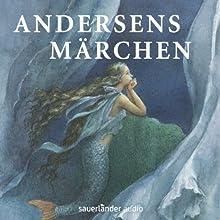 Andersens Märchen Hörbuch von Hans Christian Andersen Gesprochen von:  div.