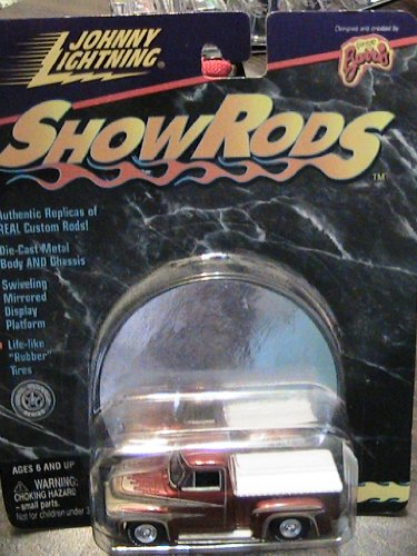 Johnny Lightning ShowRods Wild Kat Collector Truck