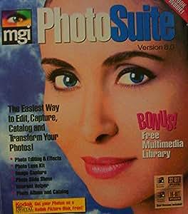 MGI Photo Suite, Version 8.0