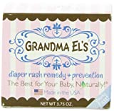 Grandma Els Diaper Rash Remedy and Prevention Jar, 3.75-Ounce