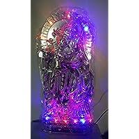 Kaykon Lord Radhe Krishna Showpiece With Lighting 27 Inch Tall