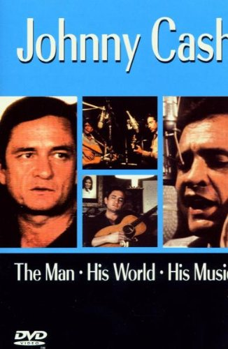 Johnny Cash - The Man, His World, His Music [1969] [DVD]