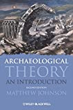 img - for Archaeological Theory: An Introduction book / textbook / text book