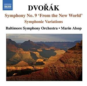 "Dvorak: Symphony No. 9; ""From The New World"""